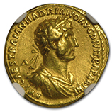 Roman Empire Gold Coins